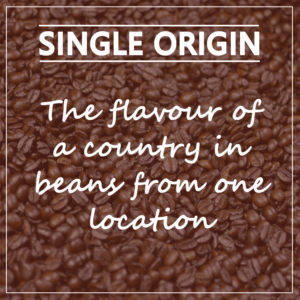 Single Origin Coffee Beans